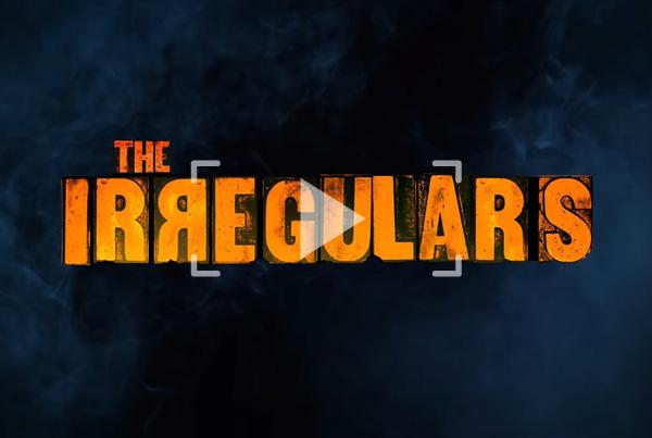 The Irregulars - Netflix